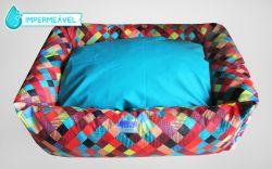 Cama Colorful - IMPERMEÁVEL